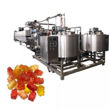 Industrial 50 - 1200Kg Full Automatic Gummy Candy Maker Machine Jelly Candy Machine Manufacture Machine Line