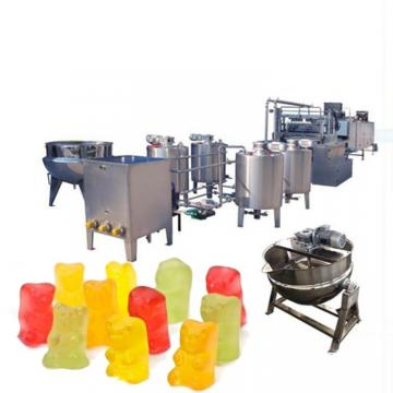 Confectionery Production Candy Depositing Production Line Equipment