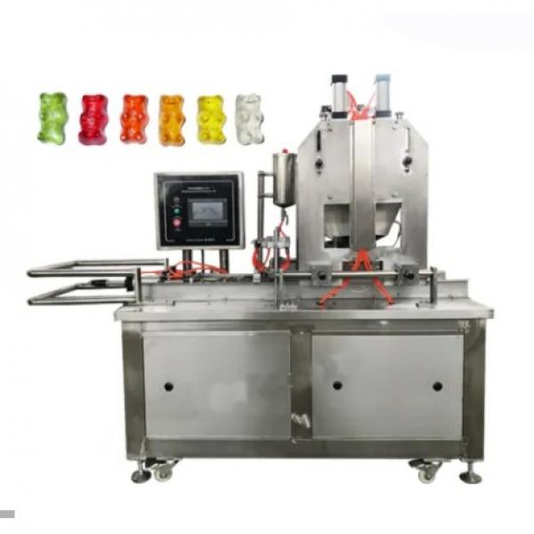 New gummy bear manufacturing equipment making machine for sale