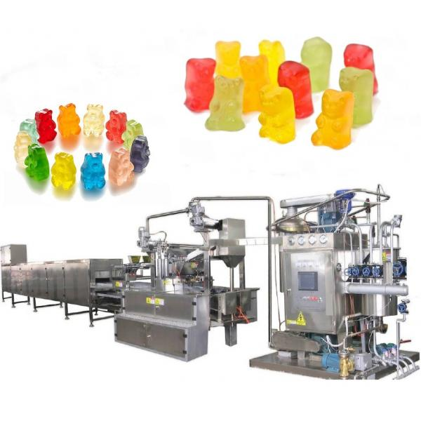 DIY Multi-use Silicone Cake Tools Mold 1 Set 50 Cavity Silicone Gummy Bear Chocolate Mold Candy Maker Ice Tray Jelly Moulds