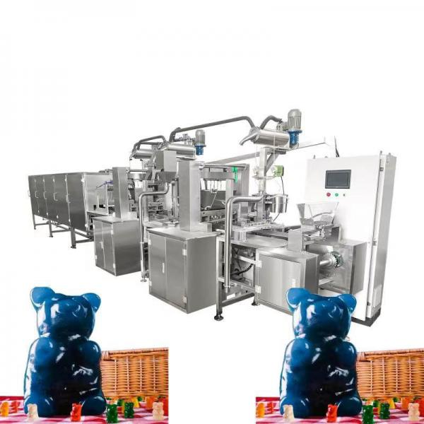Small type Multifunction Confectionery Depositor for Gummy bear