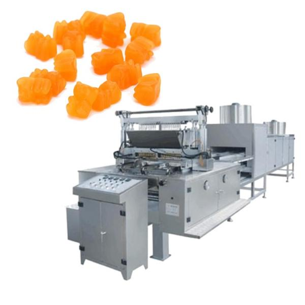 Kh-150/450 Ce Approved Gummy Bear Candy Making Machine
