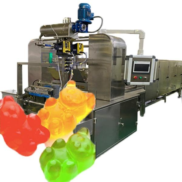 50 Holes Cavities Gummy Bears Soft Chocolate Jelly Candy Silicone Ice Cube Tray Mold With Droppers
