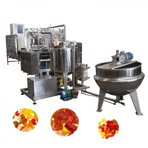 2021 High Tech Jelly Candy Packing Machine