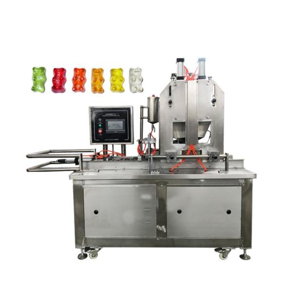 Full Automatic Production Line for Soft Candy and Gummy Candy